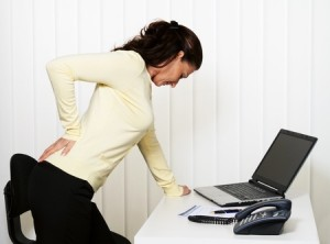 Lost Work Lower Back Pain