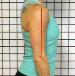 Forward Shoulders