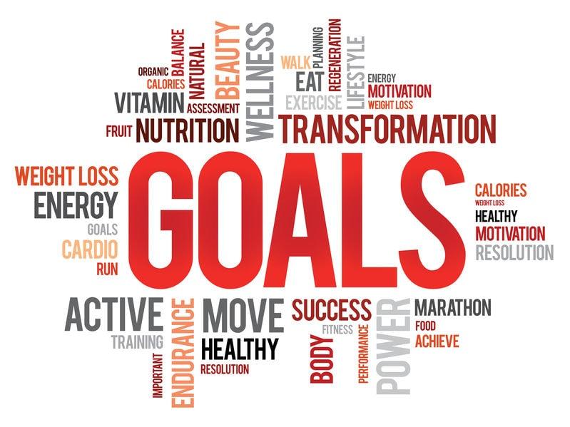New Year's Health Goals